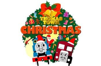 11月5日トーマスタウンにクリスマスがやってくる!