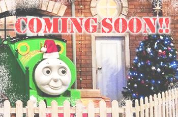 トーマスタウンのHAPPY CHRISTMAS★は、11月10日からスタート!!