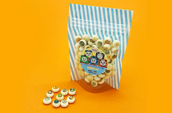 【オリジナル商品】トーマスのプリントボーロが新発売!