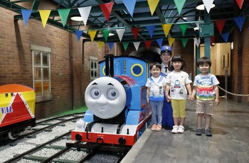 Thomas theatre train ★